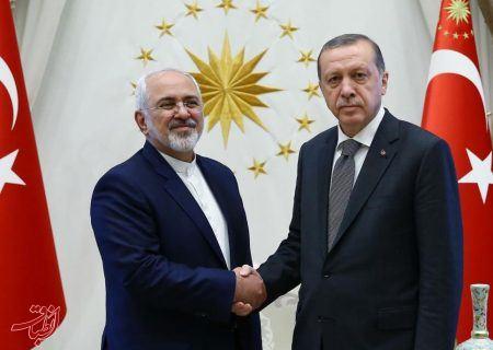 واکنش تند ظریف به اظهارات مداخلهجویانه رئیس جمهور ترکیه: آیا اردوغان نفهمید…
