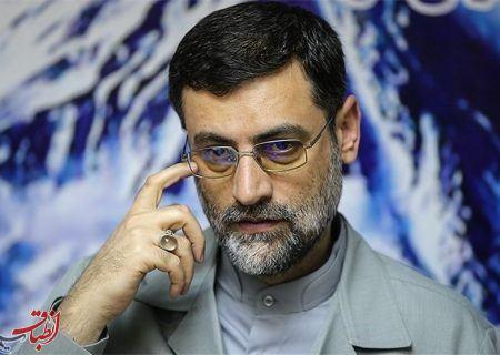 امیرحسین قاضیزاده هاشمی: می توانیم با تور ماهیگیری زیردریایی آمریکا را شکار کنیم