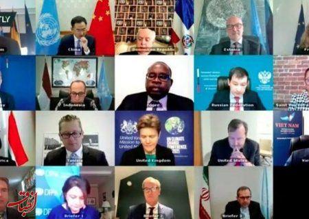 جلسه مجازی شورای امنیت درباره ایران/ روسیه: محکوم نکردن ترور ایرانیها نشانه عدم شجاعت است/ایران: تلاش برای پیوند زدن برجام به مسائل غیرهستهای محکوم به شکست است