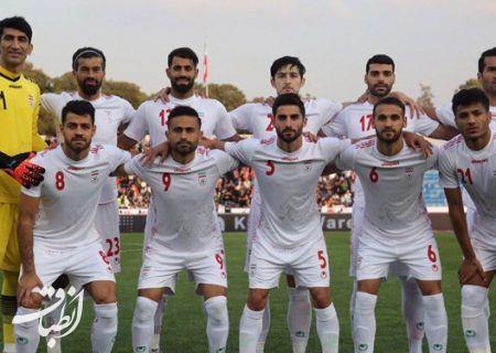 رده بندی فیفا| تیم ملی فوتبال ایران بدون تغییر در رده ۲۹ جهان