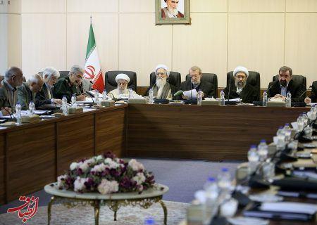 رییس مجمع تشخیص مصلحت نظام: بررسی مجدد لوایح FATF آغاز شد