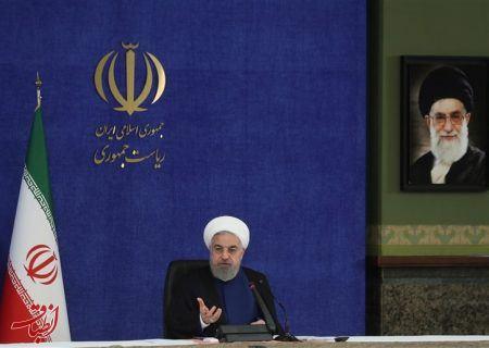 روحانی: واکسیناسیون از بهمنماه در ایران آغاز میشود| استفاده از واکسن خارجی ضروری است