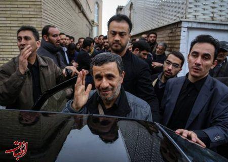 ترفند جدید احمدینژاد برای کاندیداتوری