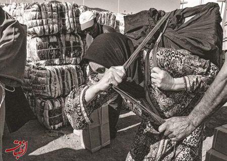 زنان کولبر جان را با نان قمار میکنند