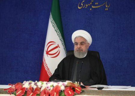 روحانی: هر چقدر زودتر لوایح FATF تصویب شود| برداشتن تحریم حق مردم است