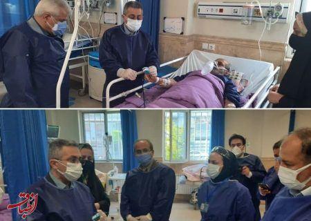 سالن اورژانس پشتیبان فورا ایجاد شود | ورود بیماران کرونا و غیر کرونا تفکیک شود