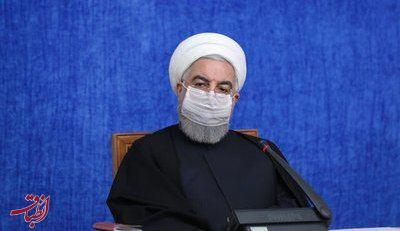 روحانی: دزدیدن نوار محرمانه باید مورد بررسی قرار گیرد/ مطالب منتشر شده در فایل صوتی نظر شخصی ظریف است و نظر دولت نیست