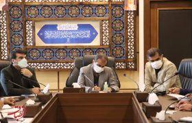 برقراری هر چه بیشتر توسعه، رفاه و آرامش شهروندی مهمترین دستور شهردار رشت