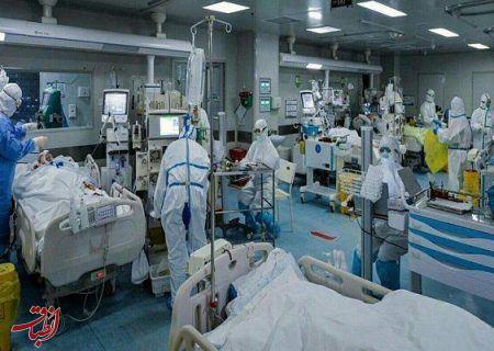 بستری بیش از ۷۰۰ بیمار مبتلا به کرونا در گیلان