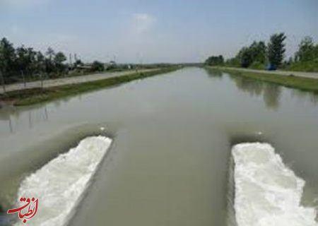 ادامه نوبت بندی آب کشاورزی گیلان | آغاز سومین مرحله آبگذاری اراضی بخش مرکزی گیلان