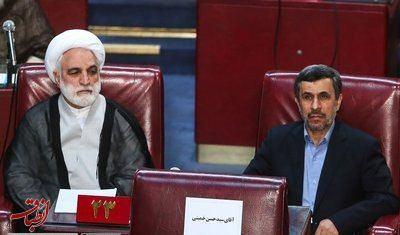 ماجرای اختلاف «اژه ای و احمدی نژاد» بر سر چه بود؟
