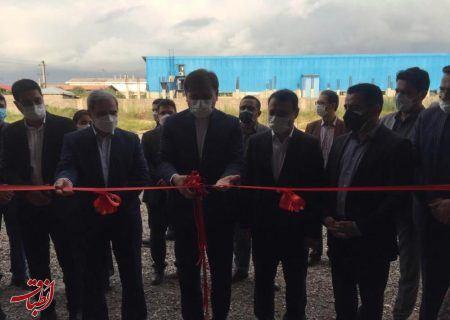 افتتاح ۲۶ پروژه صنعتی استان به صورت همزمان در شهرک صنعتی سفیدرود رشت