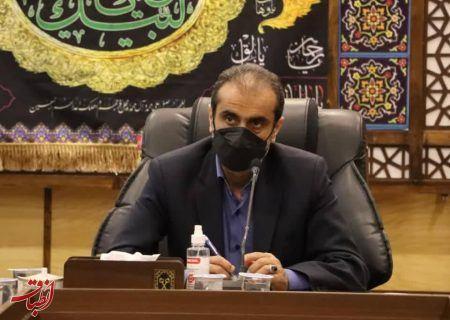 نشست بررسی پروژه های عمرانی شهرداری رشت برگزار شد
