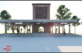 یادمان شهدای گمنام بوستان ملت ، نمادی برای زنده نگه داشتن یاد و خاطره و جان فشانی شهدای گرانقدر است