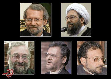 آملی لاریجانی درصدد کناره گیری شخصی پیش از کنارگذاشته شدن از عرصه قدرت و سیاست است