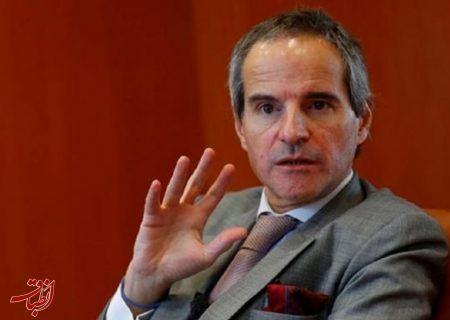 گروسی: فعالیتهای آژانس در ایران تضعیف شده  شدیدا نگران هستم