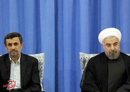 پرونده ۲ رئیس دولت در قوه قضائیه؛ شکایت از احمدینژاد نه از روحانی آری؟