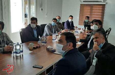 مشکلات بهسازی محل دفن زباله شهر لاهیجان بررسی شد