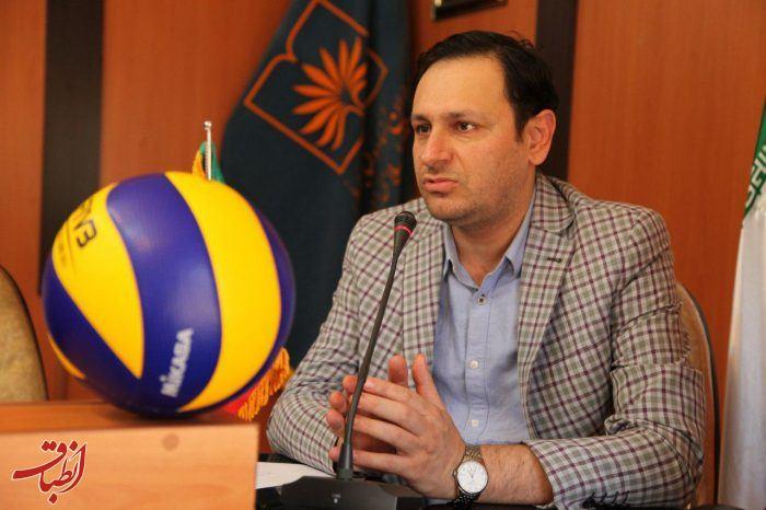 محسن خاکزاد رئیس کمیته امور استانهای فدراسیون والیبال شد